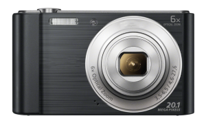 Generic photo of a Compact 'point-and-shoot' camera