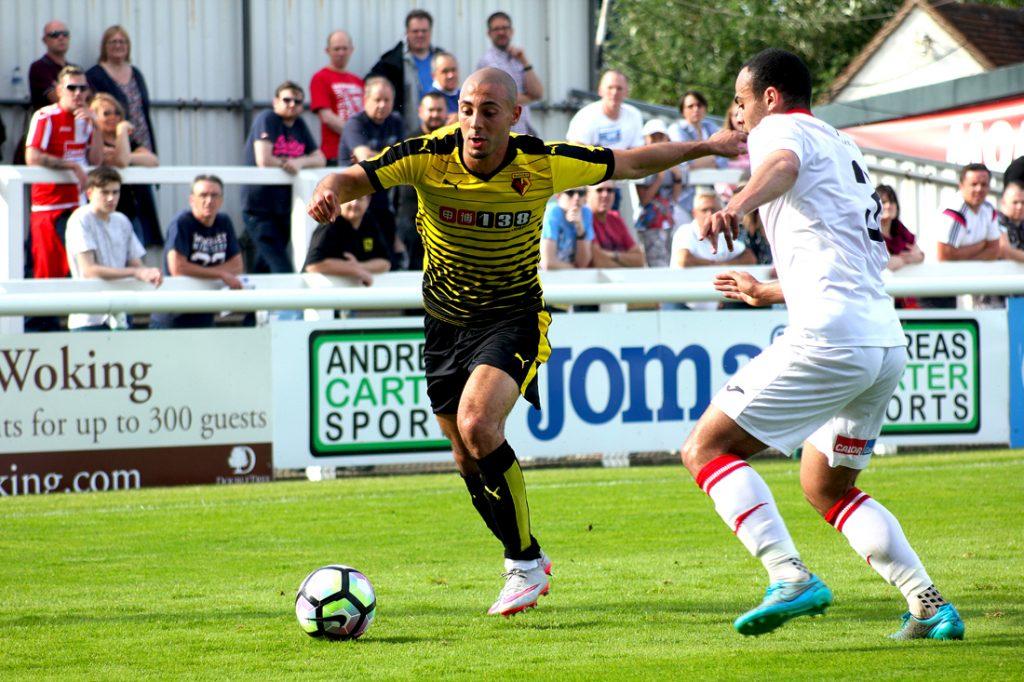 Watford FC player Nordin Amrabat
