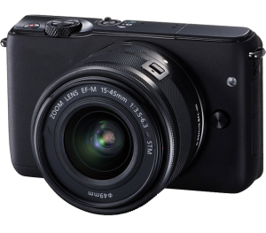 Generic photo of a Mirrorless Camera