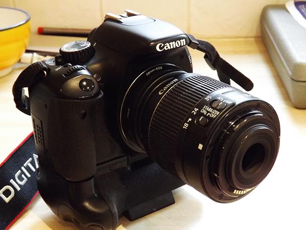 Macro photography camera